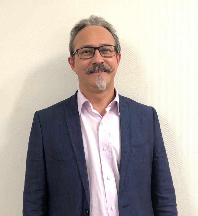 Jean-Louis GOSSET, responsable de secteur robinetterie
