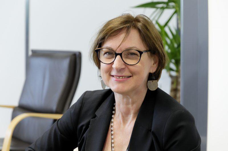 Brigitte Robin-Le-Nezet, Directrice Marketing Europe de l'Ouest chez KSB