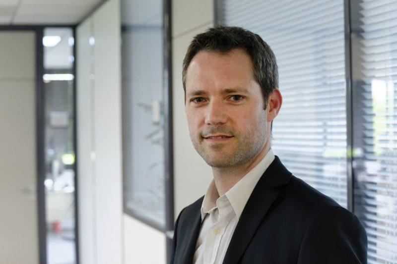 Vincent Klein, Regional Sales Director chez KSB France