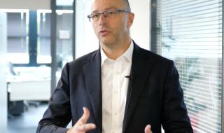 Boris Lombard, président de KSB France