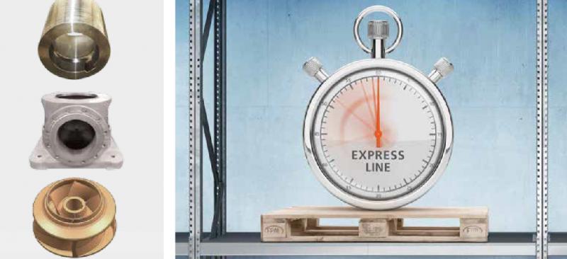 Express line