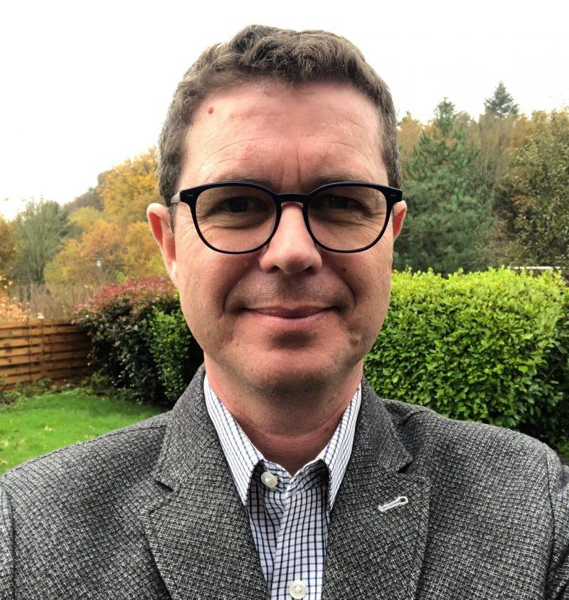 Frédéric Boudin, responsable de secteur General Business dans la région Atlantique
