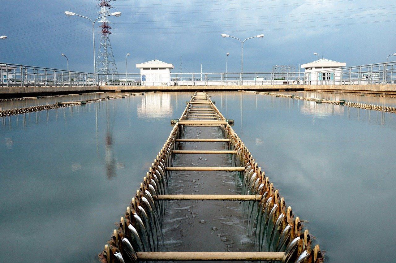 Les eaux traitées