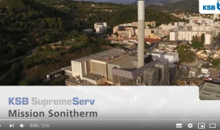 KSB mission Sonitherm
