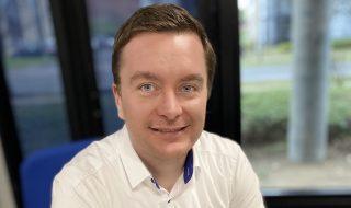 Julien Avisse, responsable secteur eau