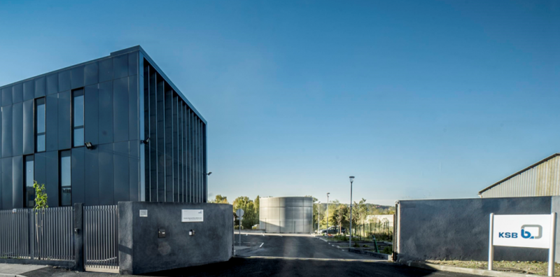 Atelier KSB Aix-en-service