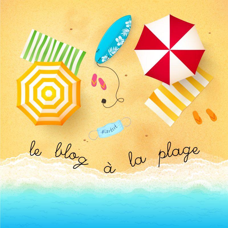 Le blog à la plage, la récré