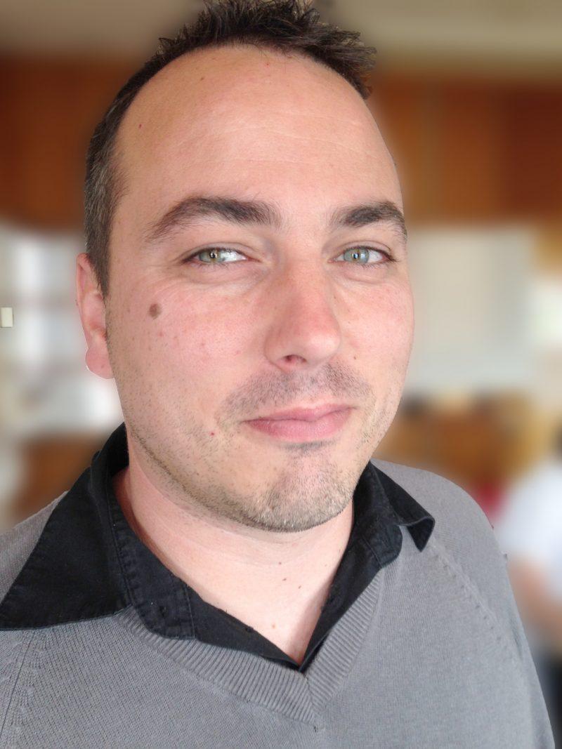 Sylvain Jondot, superviseur service Clients Sud – Est