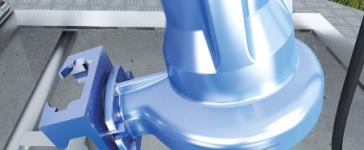 Amarex - pompe submersible flexible
