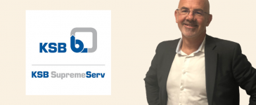 Pascal Denis et logo SupremeServ